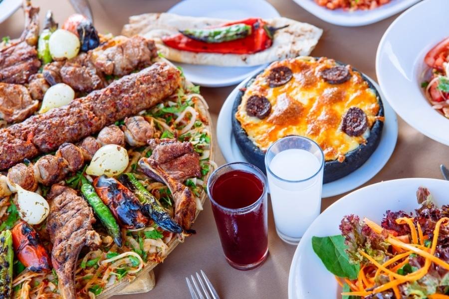 Turcja kuchnia i potrawy