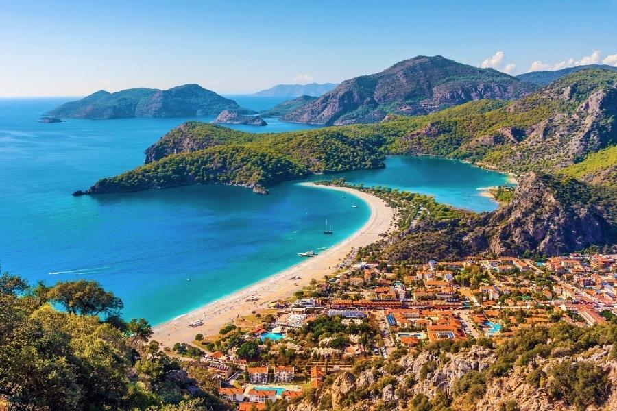 Turcja najpiękniejsze miejsca