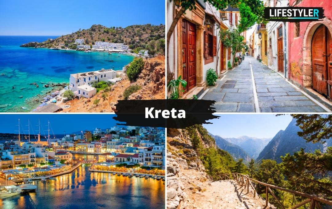 Wyspa Kreta Grecja