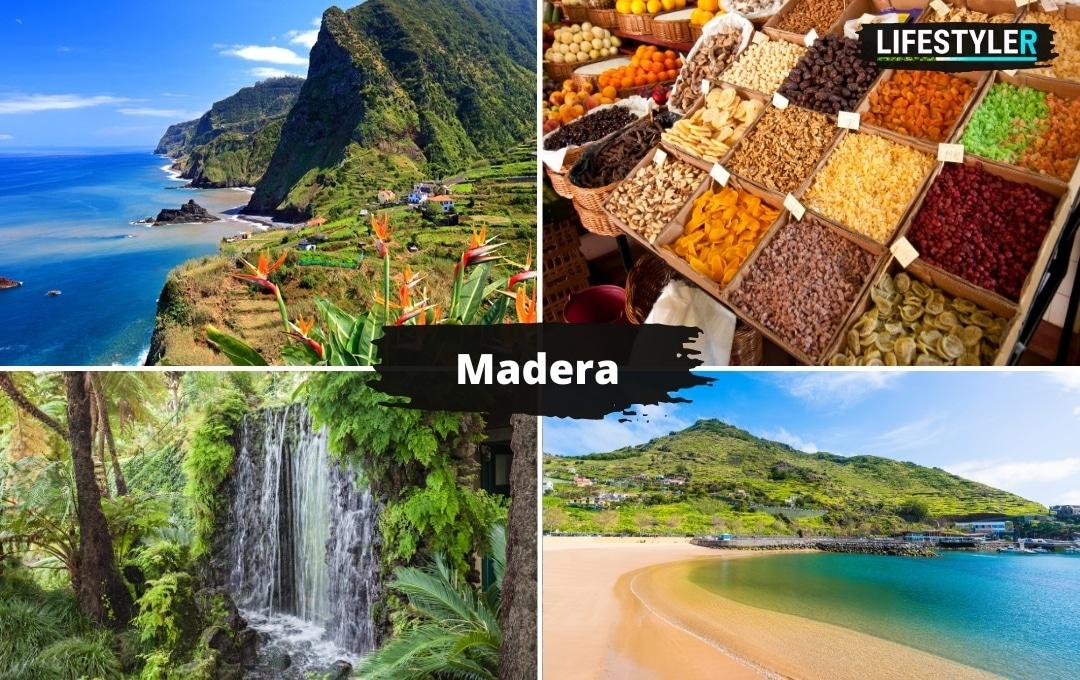 Wyspa Madera Portugalia