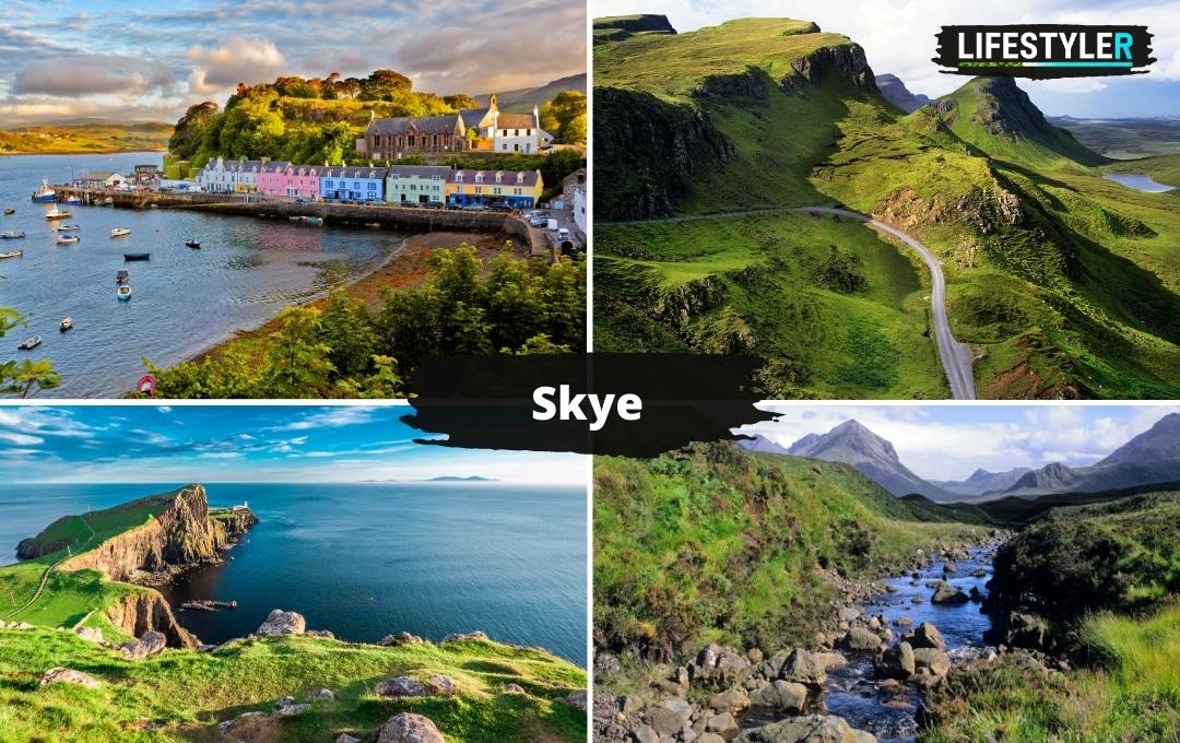 Wyspa Skye najlepsze wyspy