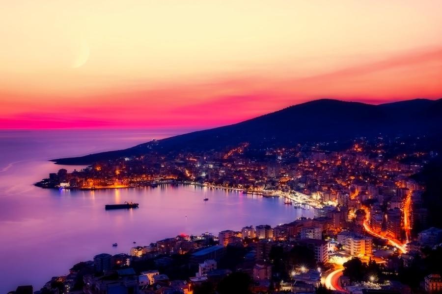 Ciekawe miasta w Albanii
