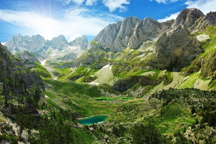 Najpiękniejsze miejsca w Albanii