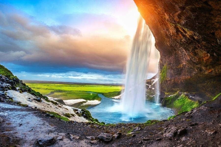 Najlepsze wyspy Europy - Islandia