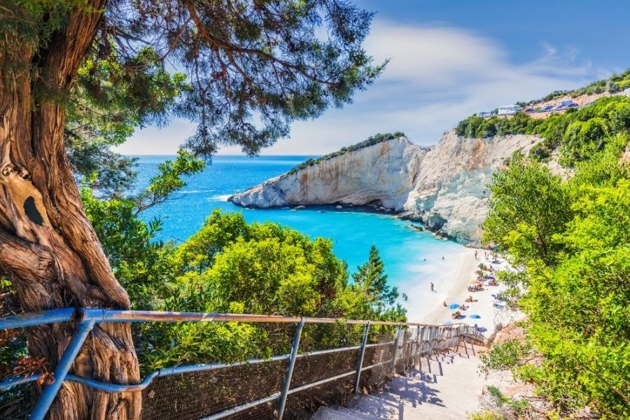 Najpiękniejsze wyspy w Europie - Lefkada