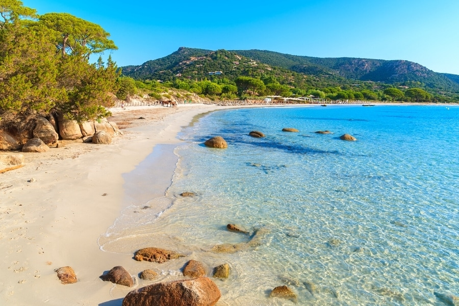 Najpiękniejsze wyspy Europy - Korsyka