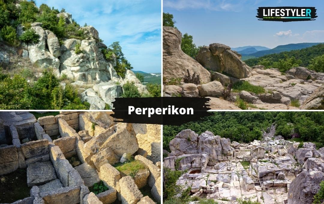 Najlepsze miejsca w Bułgarii Perperikon