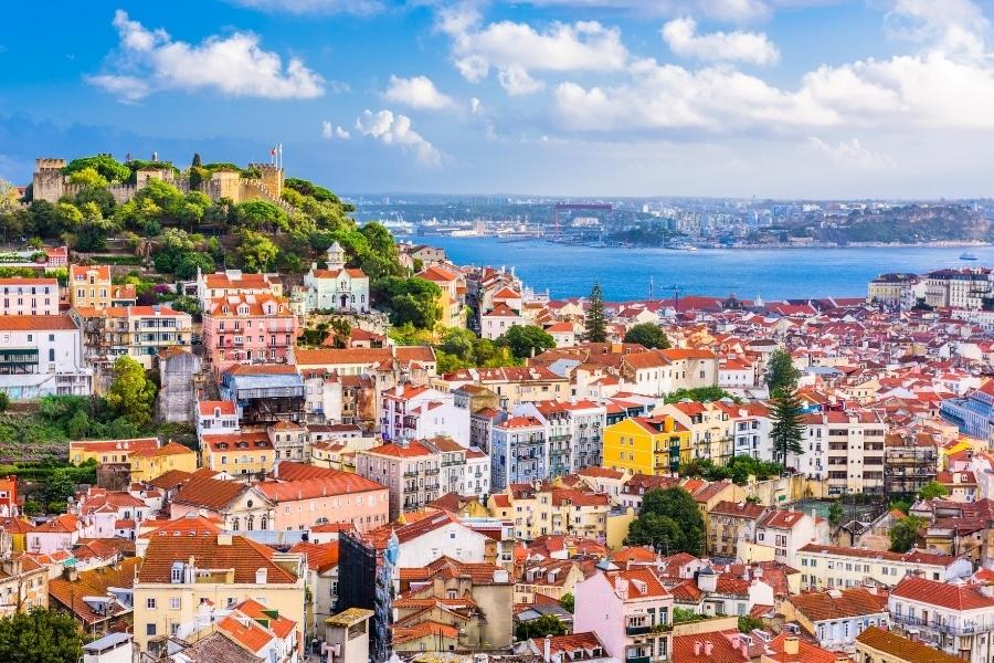 Najpiękniejsze miasta w Portugalii