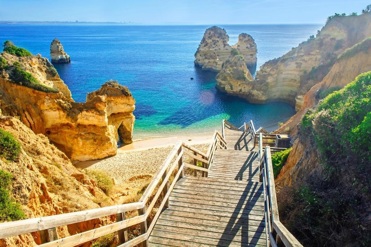 Najpiękniejsze miejsca i miasta w Portugalii