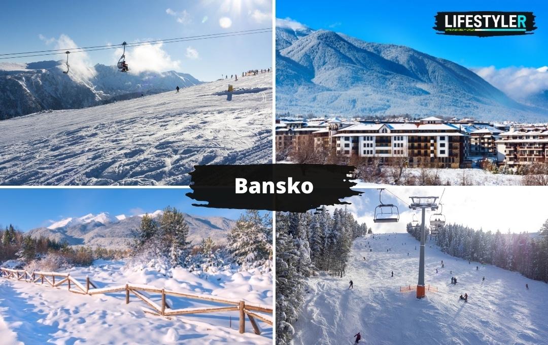 Najpiękniejsze miejsca w Bułgarii Bansko