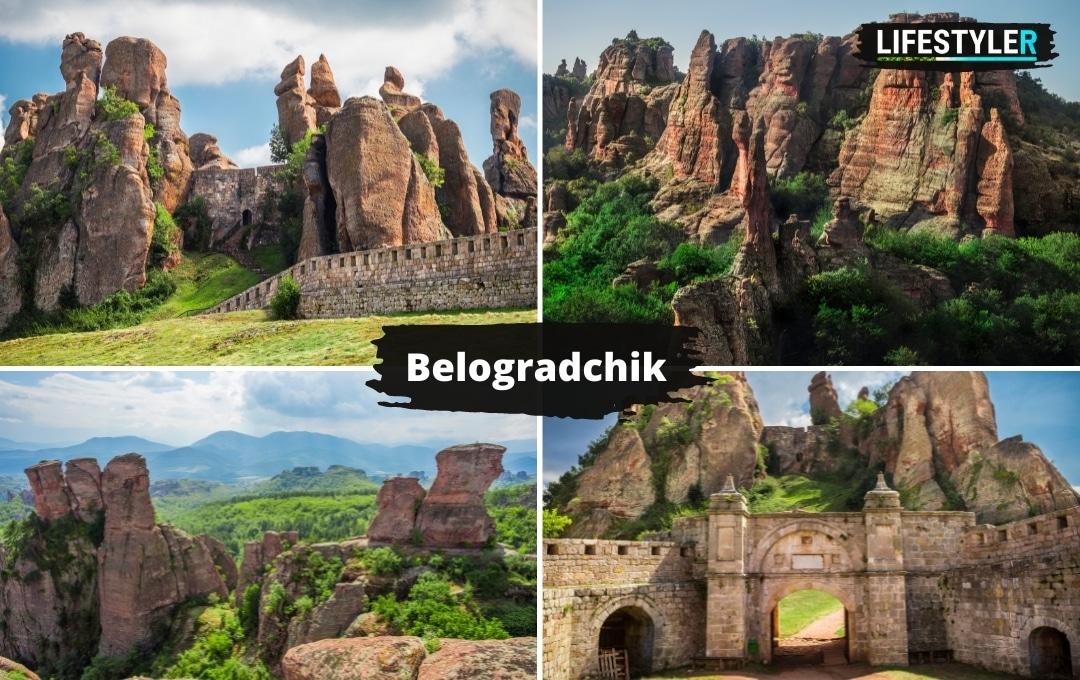 Najpiękniejsze miejsca w Bułgarii Belogradchik