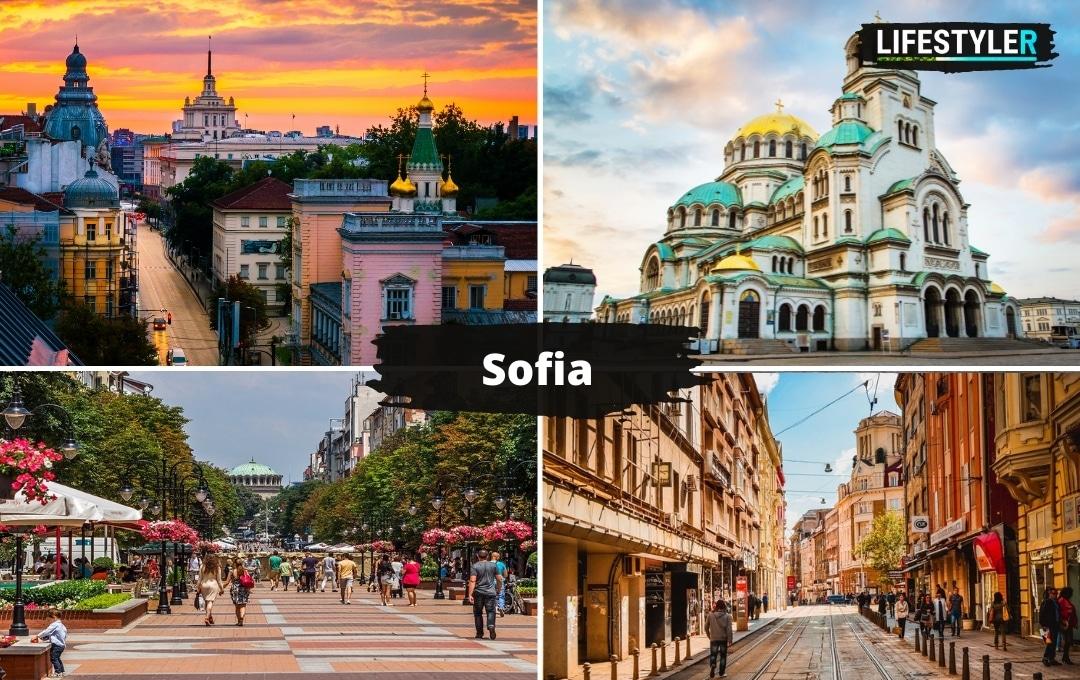 Najpiękniejsze miejsca w Bułgarii Sofia