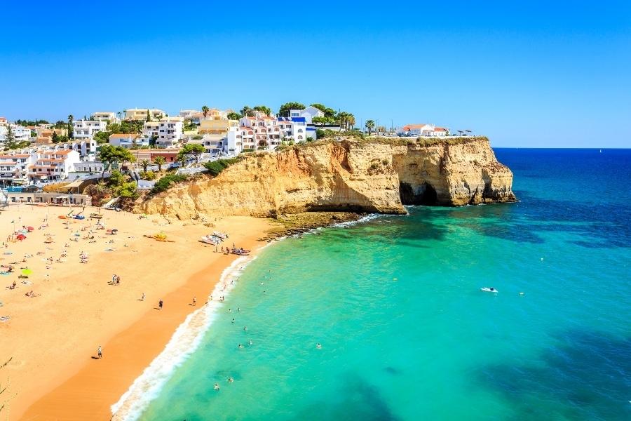 Najpiekniejsze plaże w Portugalii
