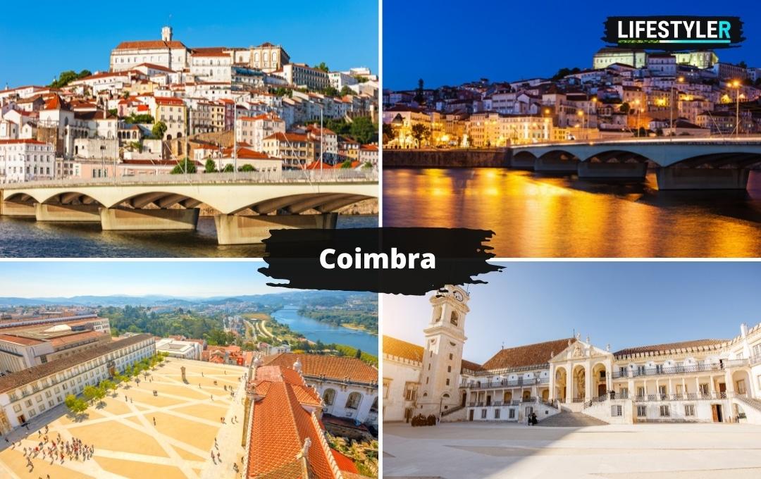 najpiękniejsze miejsca w portugalii Coimbra