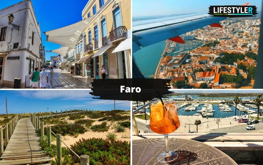 najpiękniejsze miejsca w portugalii Faro