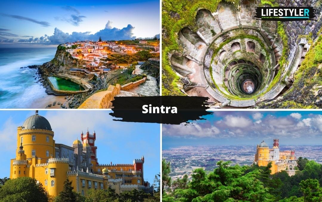 najpiękniejsze miejsca w portugalii Sintra