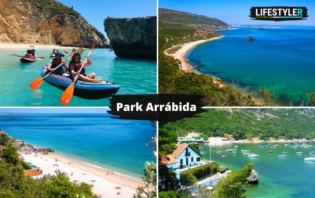 park narodowy Arrábida w portugalii