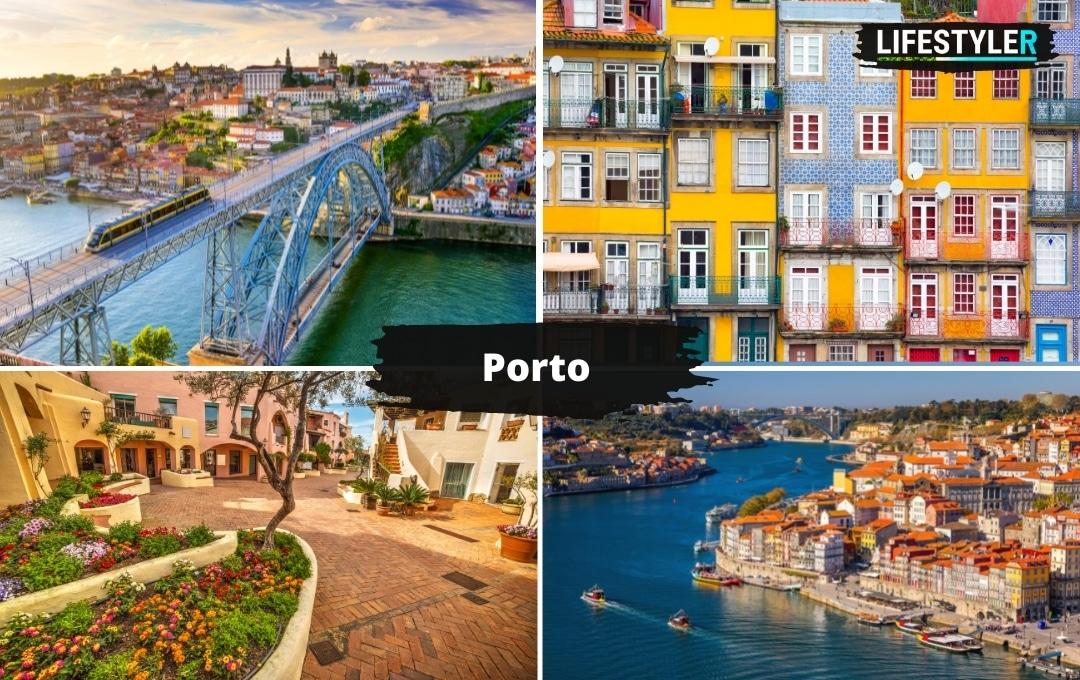 porto najpiękniejsze miejsca w portugalii