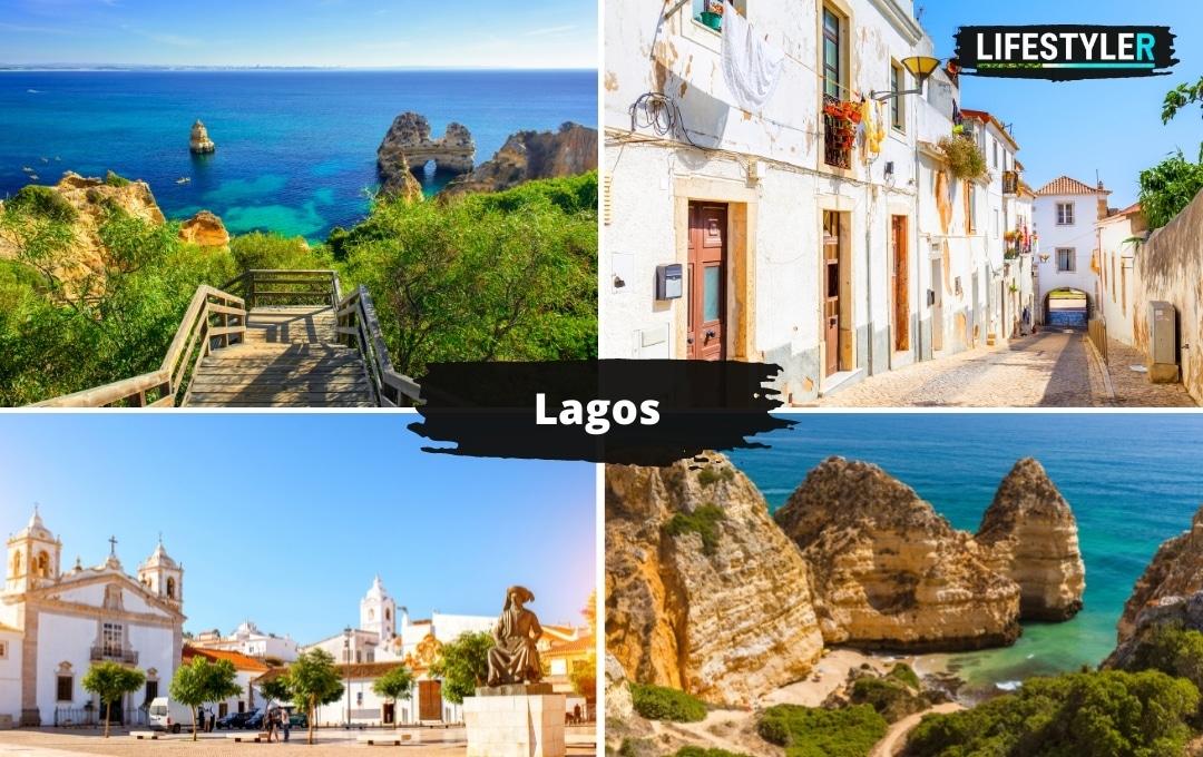 portugalia najpiękniejsze miejsca lagos