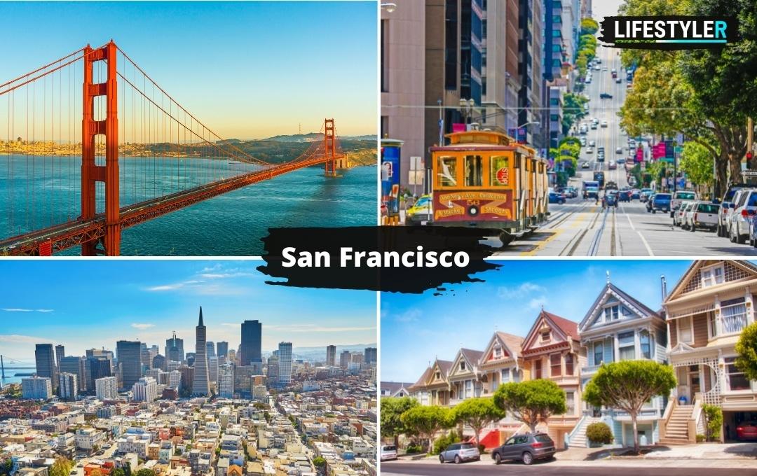 Co zobaczyć w Stanach USA San Francisco