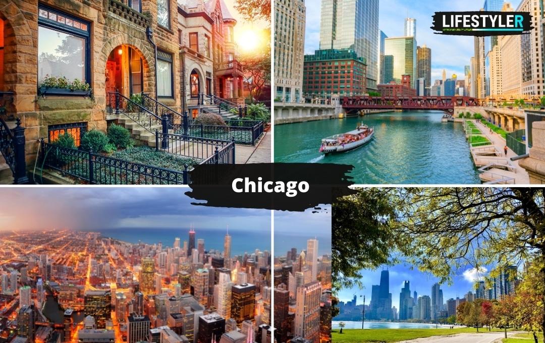 Najciekawsze miasta w usa chicago