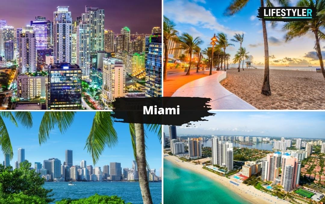 ciekawe miejsca w Ameryce Miami
