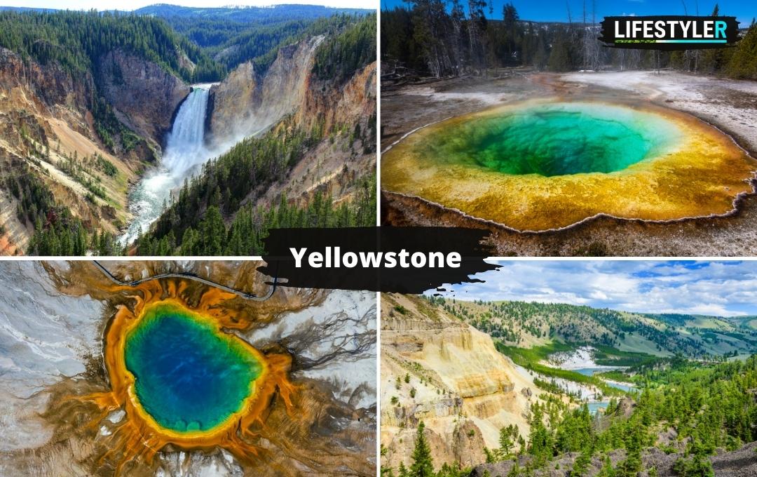 ciekawe miejsca w stanach yellowstone
