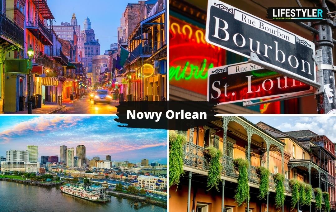 ciekawe miesjca w USA Nowy Orlean atrakcje
