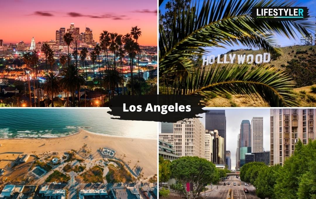 co warto zobaczyć w USA Los Angeles