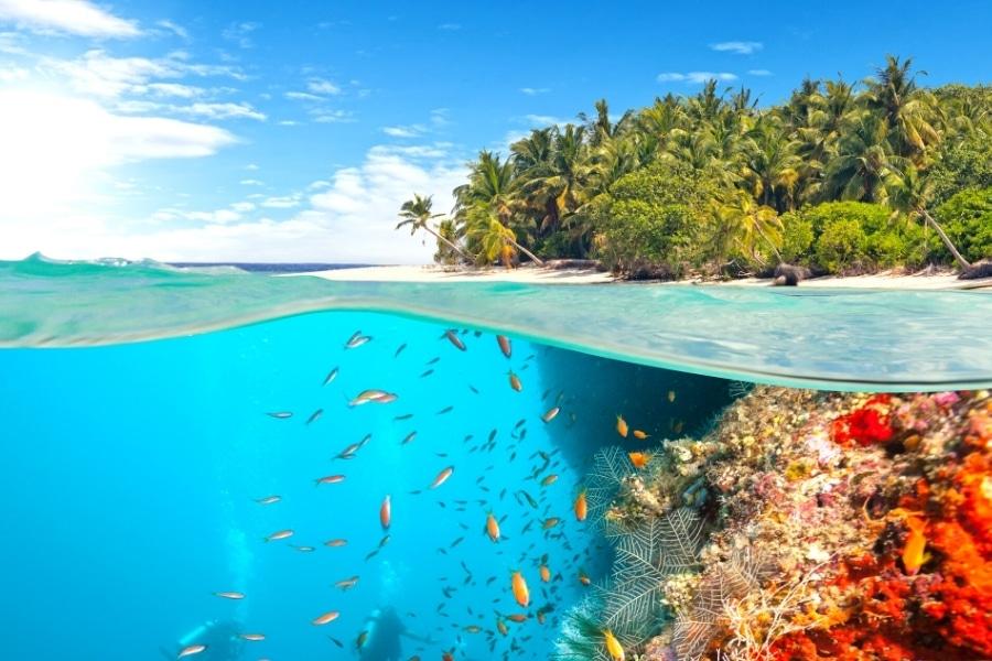 Najciekawsze wyspy świata