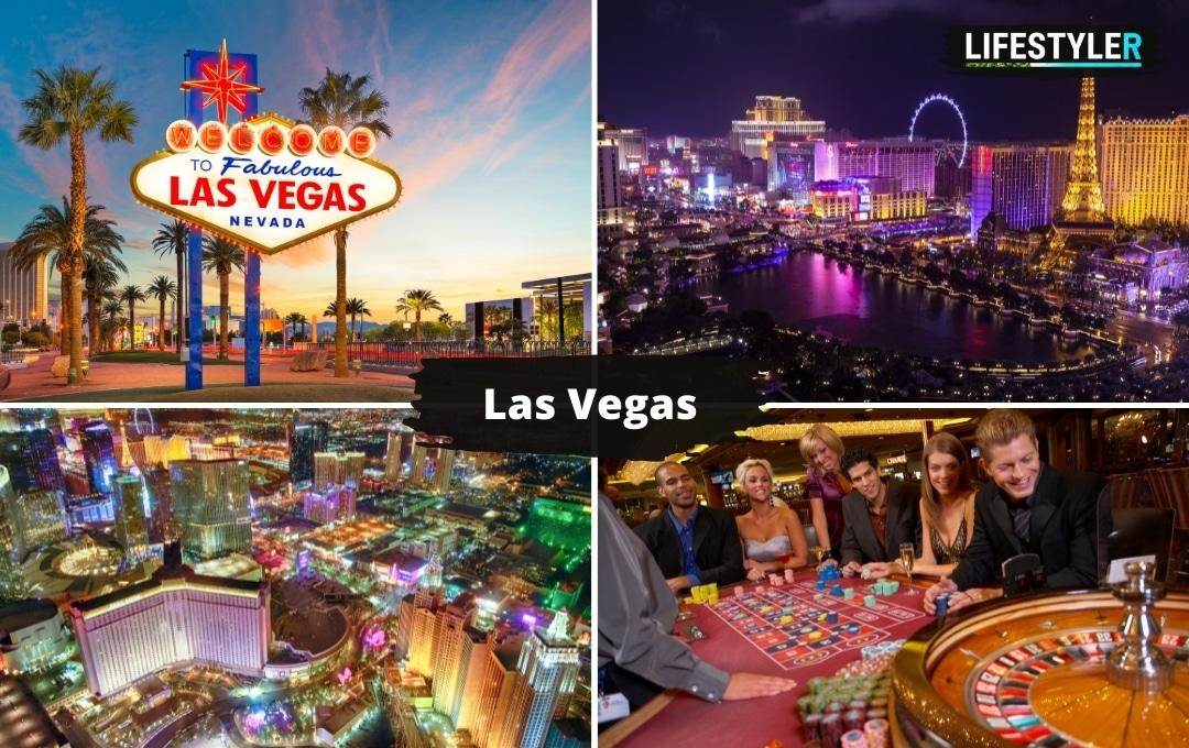 najlepsze atrakcje w USA Las Vegas