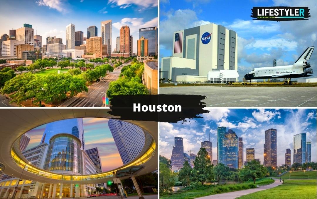najlepsze miejsca w stanach USA Houston