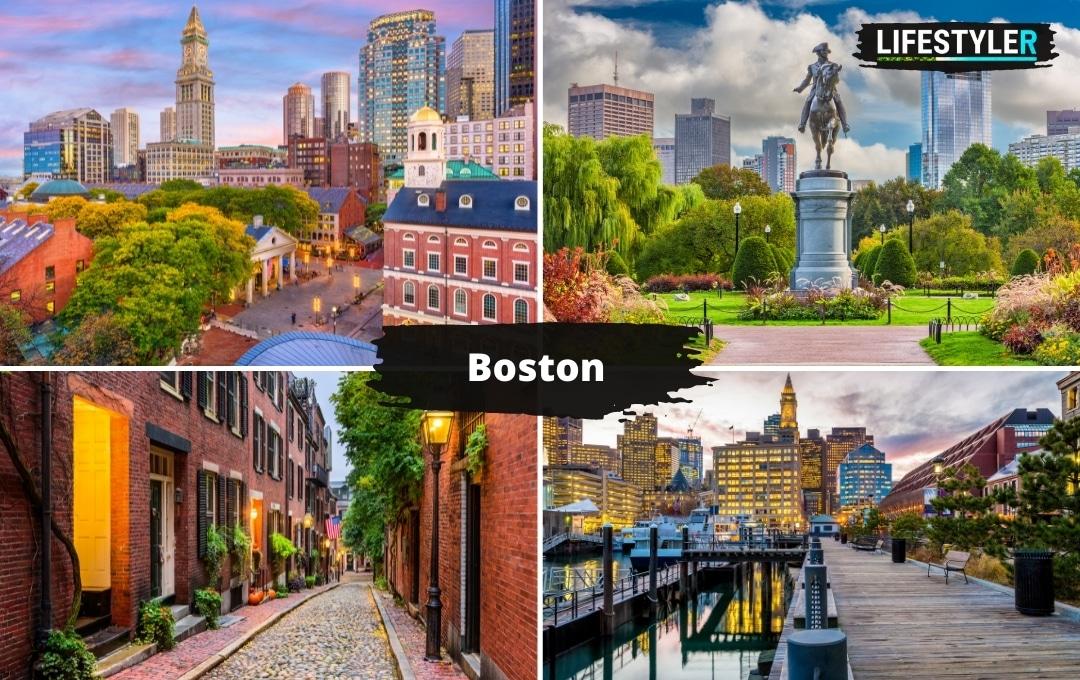 najlepsze miejsca w stanach boston atrakcje