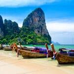 najpiękniejsze miejsca i miasta w Tajlandii