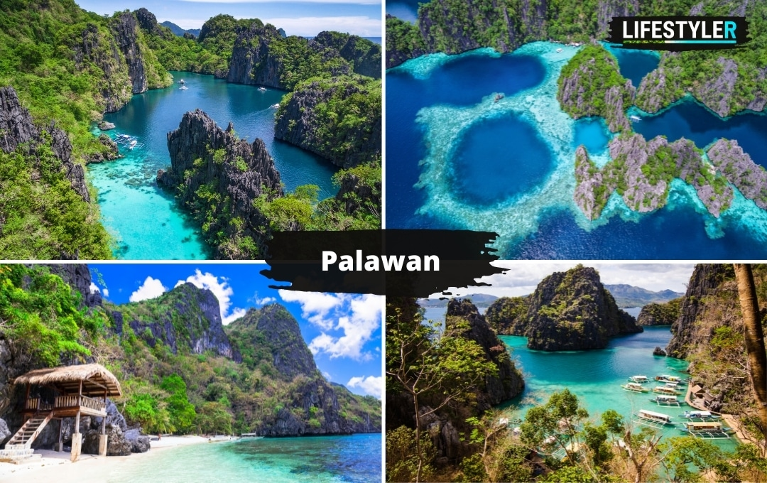 najpiękniejsze wyspy na świecie Palawan