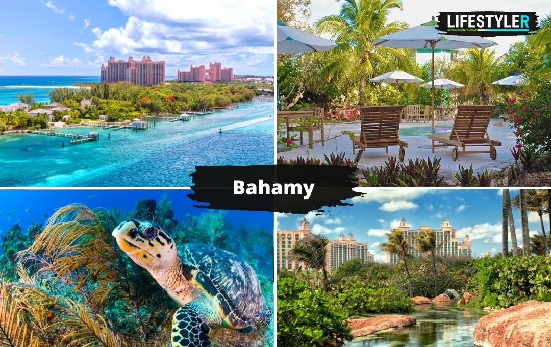 najpiękniejsze wyspy na świecie bahamy