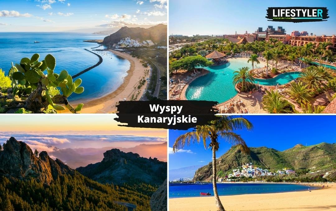 najpiękniejsze wyspy na świecie kanaryjskie
