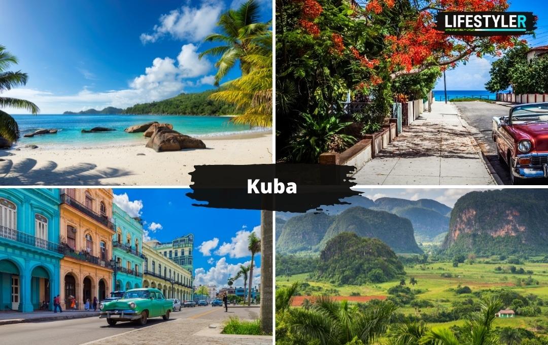 najpiękniejsze wyspy na świecie kuba