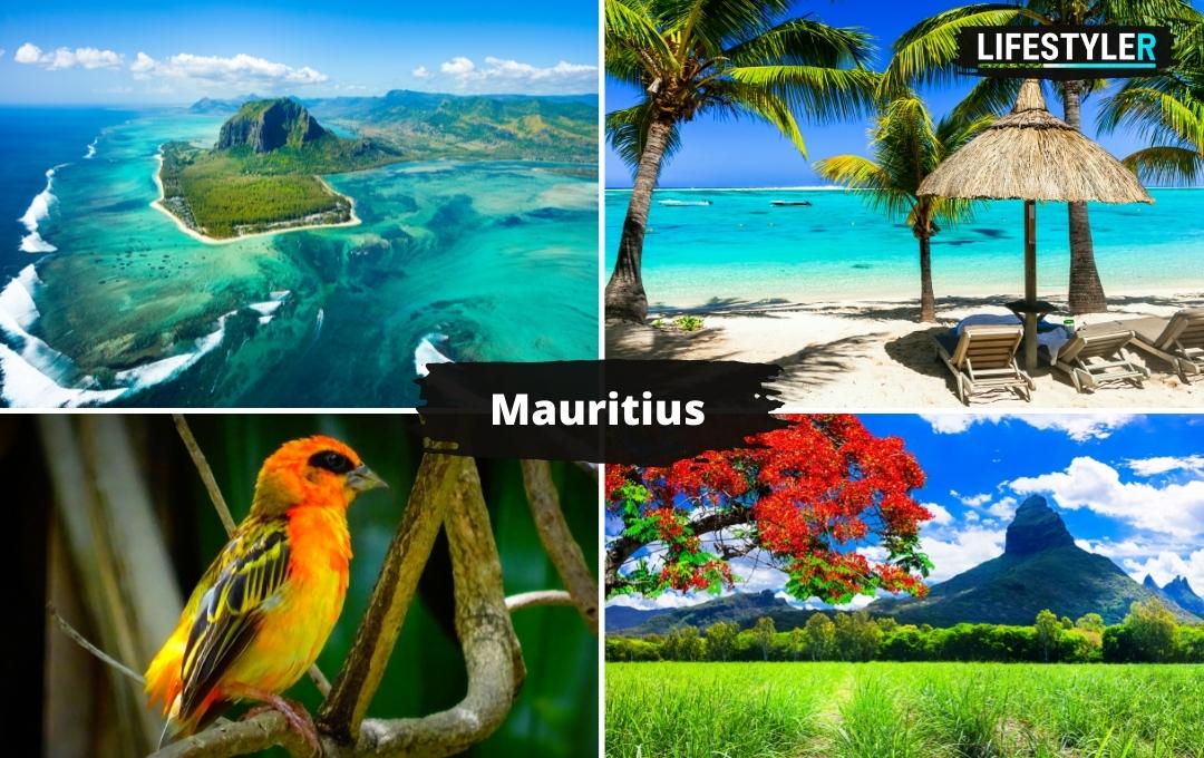 najpiękniejsze wyspy na świecie mauritius