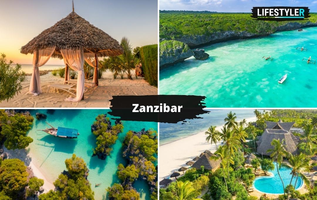 najpiękniejsze wyspy na świecie zanzibar