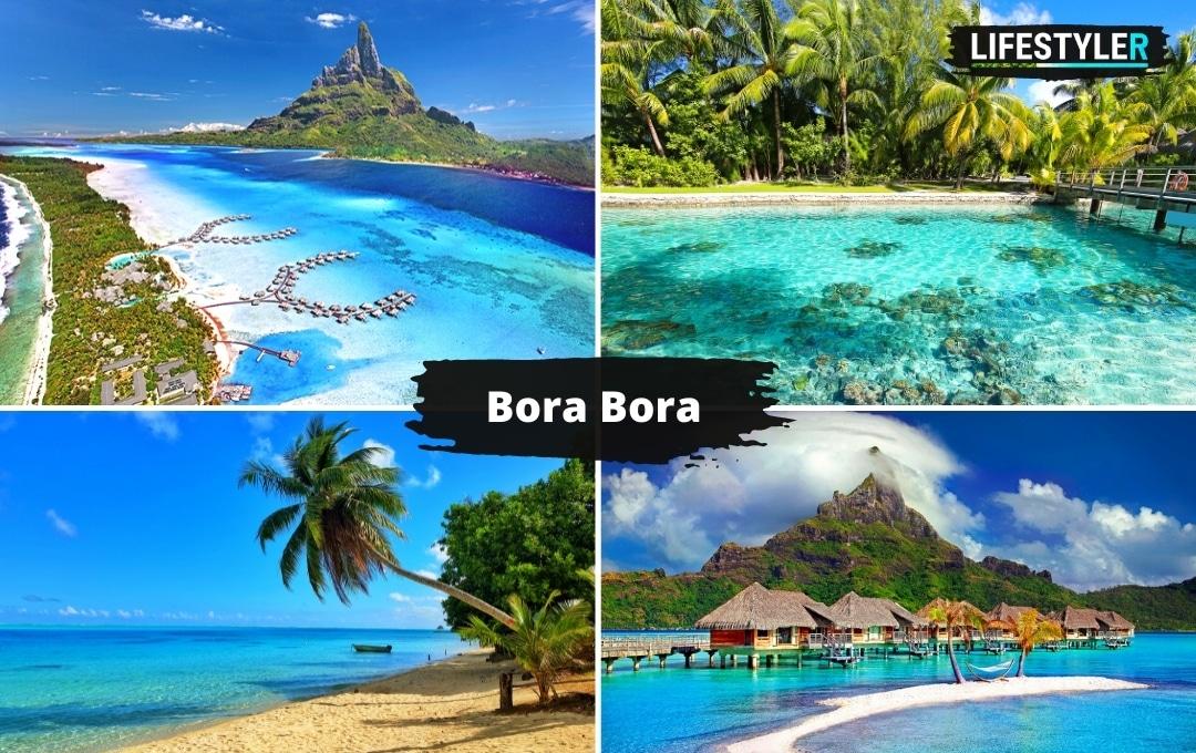 najpiękniejsze wyspy świata Borabora