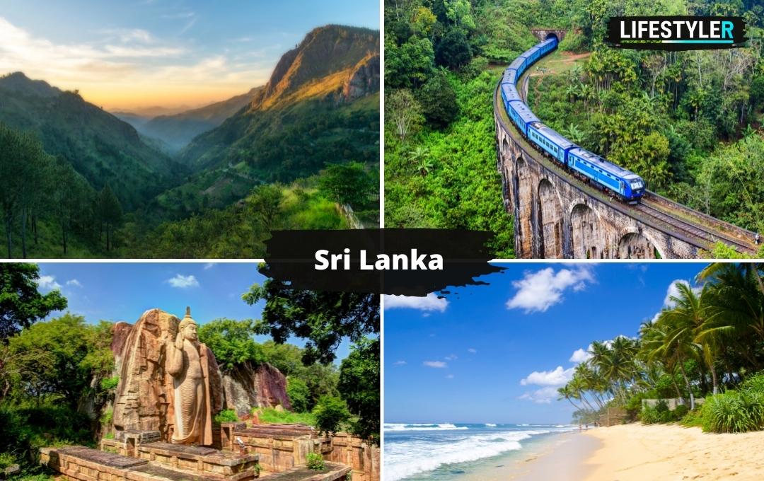 najpiękniejsze wyspy świata Sri Lanka