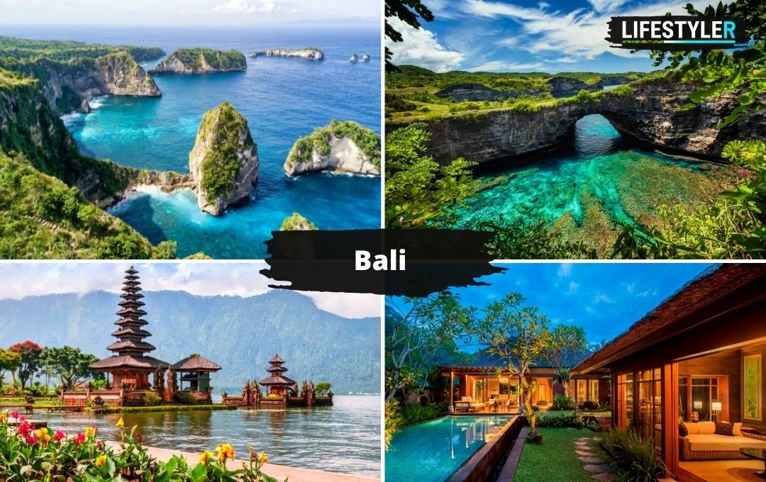 najpiękniejsze wyspy świata bali indonezja