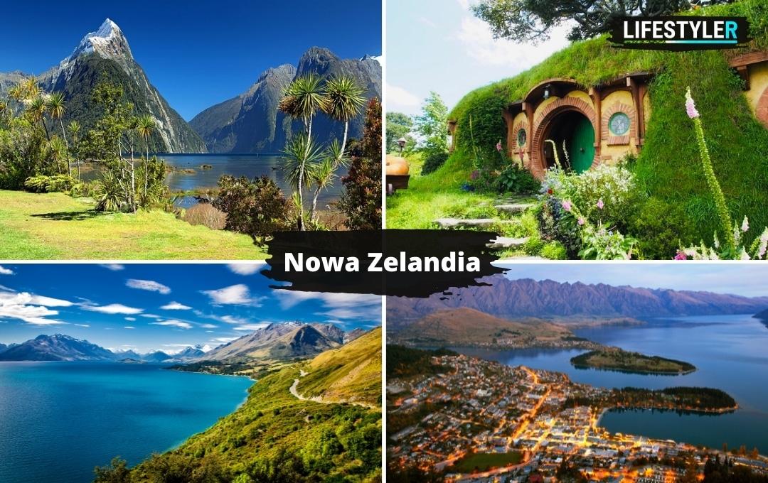 najpiękniejsze wyspy świata nowa zelandia
