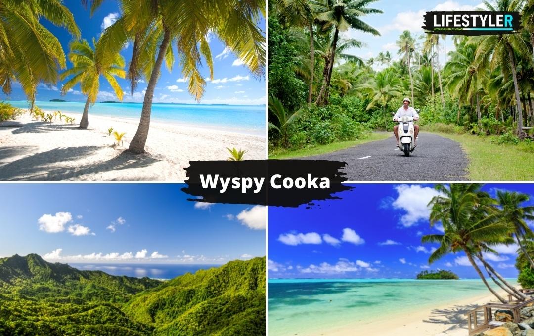 najpiękniejsze wyspy świata wyspy cooka