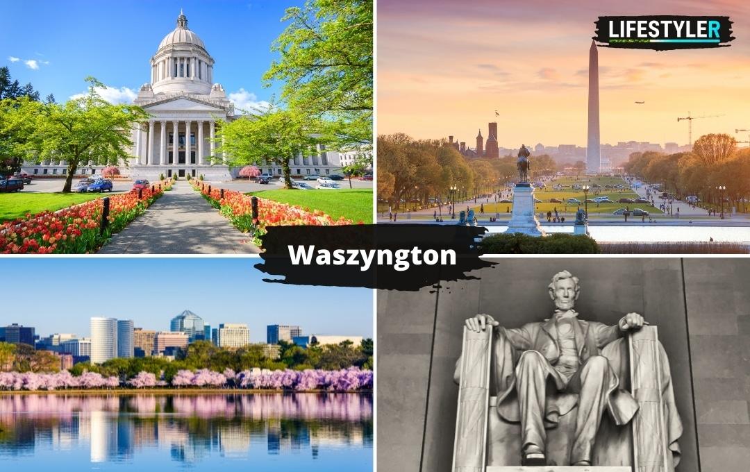 stolica Stanów USA Waszyngton atrakcje
