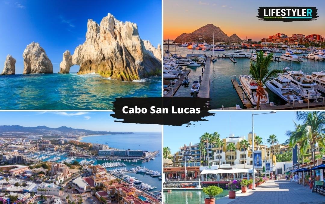 atrakcje i miasta w Meksyku Cabo San Lucas
