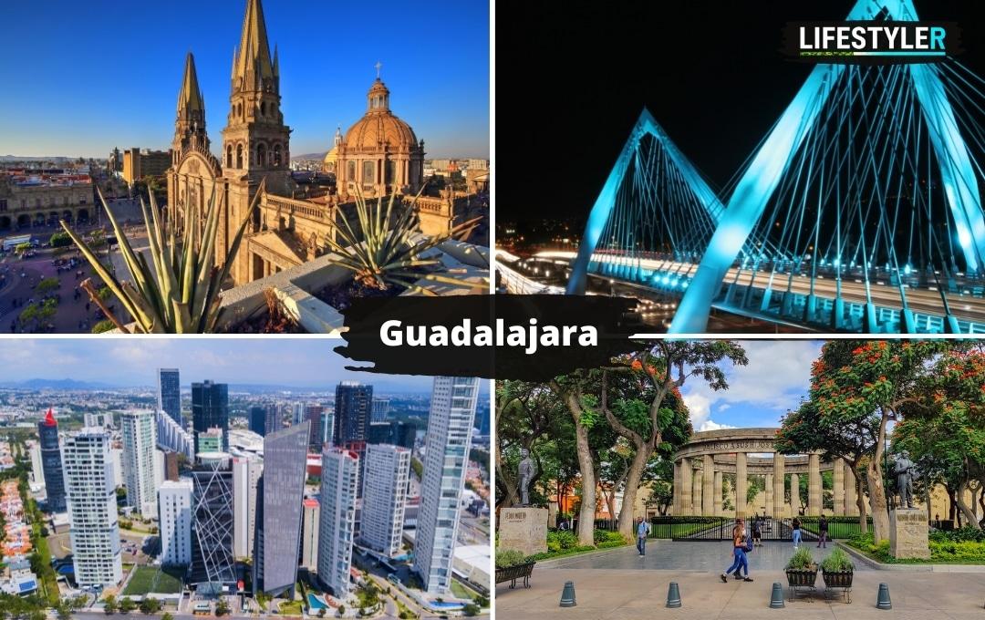 atrakcje i miasta w Meksyku Guadalajara