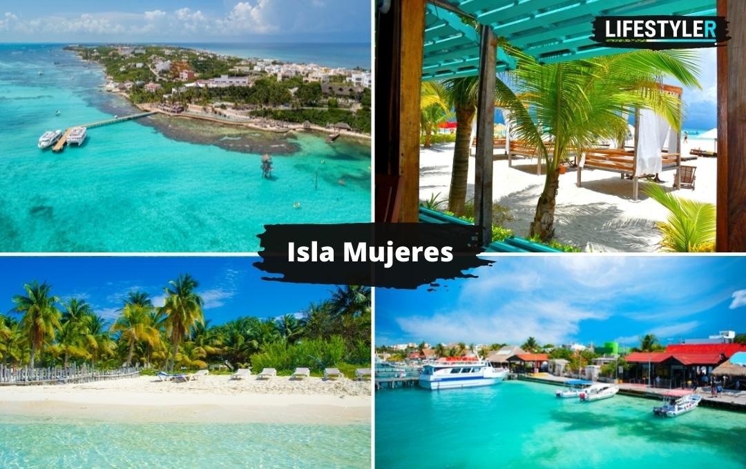atrakcje i miasta w Meksyku Isla Mujeres