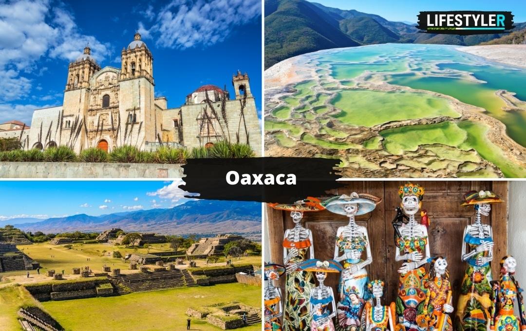 atrakcje i miasta w Meksyku Oaxaca